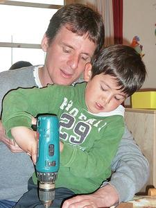 Vater-Kind-Aktion