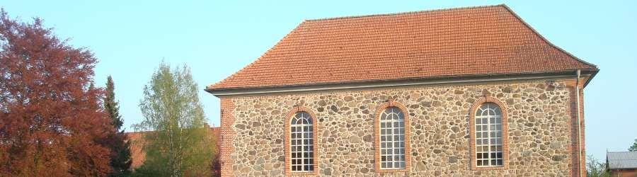 Kirche Sahms